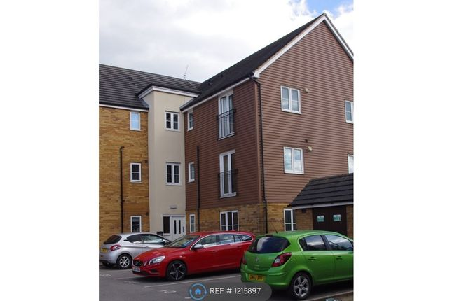 2 bed flat to rent in Lawford Bridge Close, Rugby CV21