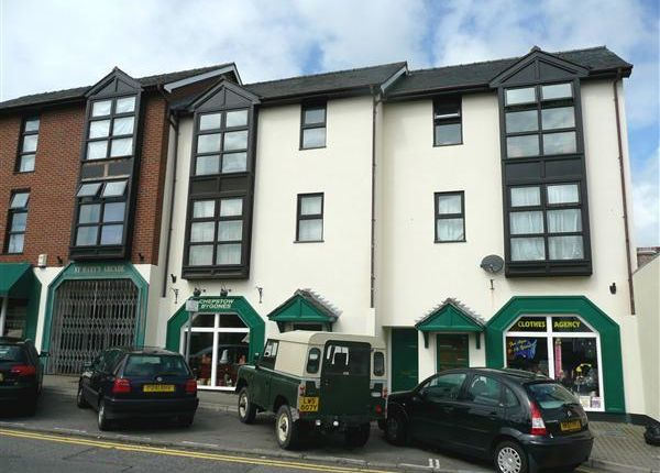 Thumbnail Flat to rent in St. Mary Street, Chepstow