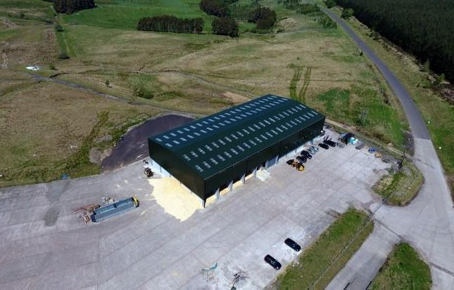 Thumbnail Light industrial for sale in Heat And Power Park, Distributor Road, Poniel