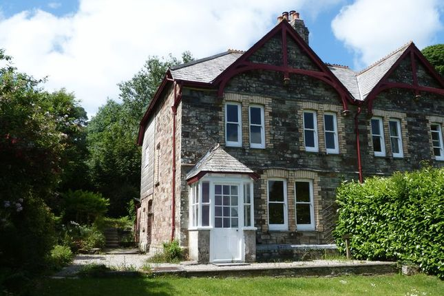 Thumbnail Cottage to rent in Lanhydrock, Bodmin
