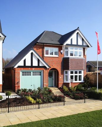 Thumbnail Detached house for sale in Sanderson Manor, Church Road, Hauxton, Cambrigde