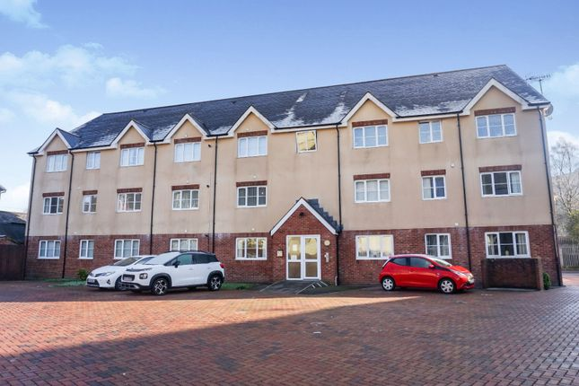 2 bed flat for sale in Junction Court Apartments, Station Road, Abercynon, Mountain Ash CF45