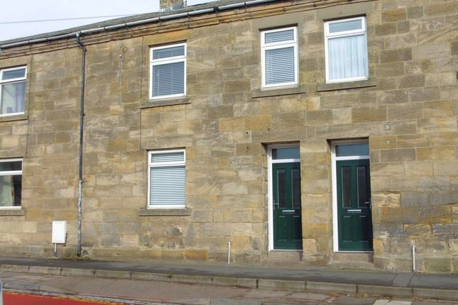 Thumbnail Terraced house to rent in High Street, Amble, Morpeth