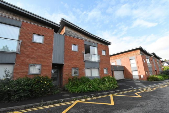 Thumbnail Flat for sale in Vauxhall Lane, Chepstow
