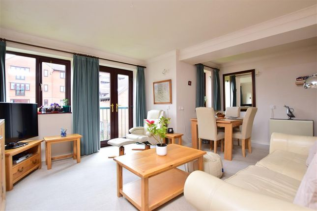 Thumbnail 1 bed flat for sale in London Road, Uckfield, East Sussex