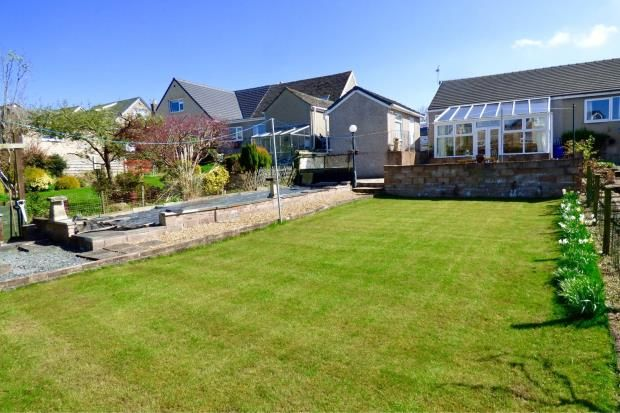 Thumbnail Semi-detached bungalow for sale in Clougha Avenue, Halton, Lancaster