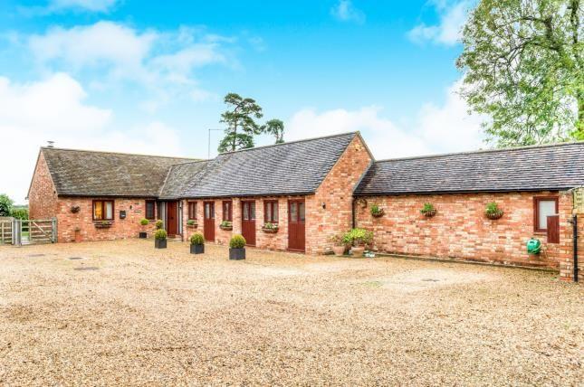 Thumbnail Barn conversion for sale in Lower Spring Farm, Gaydon Road, Southam, Warwickshire