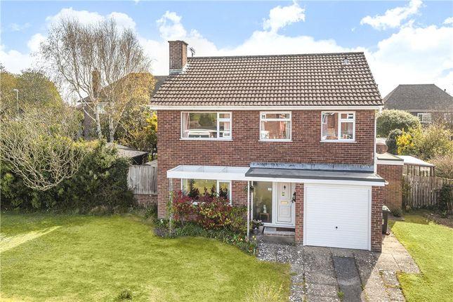 Thumbnail Detached house for sale in Farringdon Close, Dorchester, Dorset