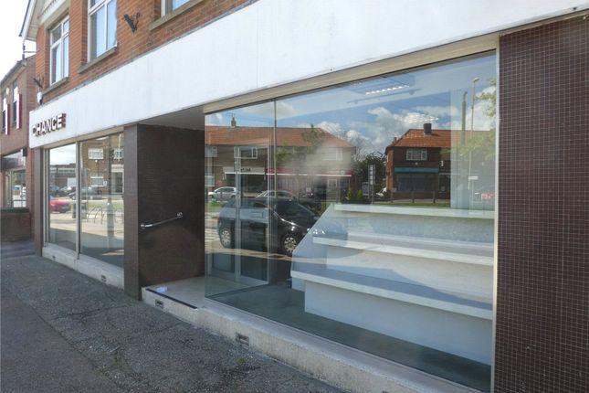Thumbnail Retail premises to let in Salisbury Road, Totton, Southampton