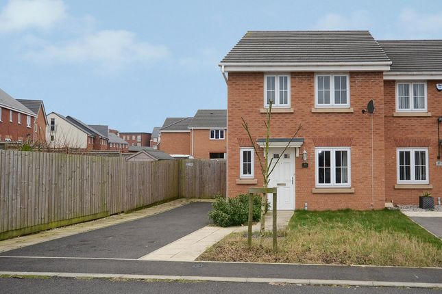 Thumbnail Mews house for sale in Greenhead Street, Burslem, Stoke-On-Trent