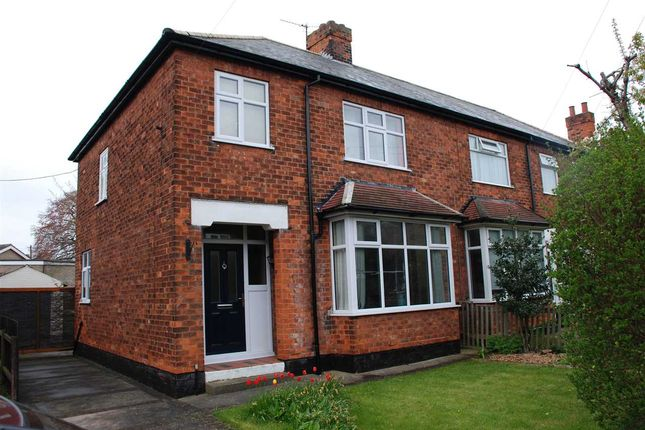 Thumbnail End terrace house for sale in Lampton Grove, Grimsby