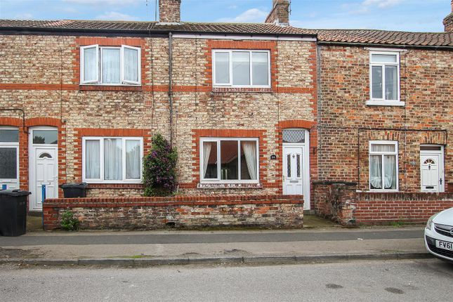 Thumbnail Terraced house to rent in Parliament Street, Norton, Malton