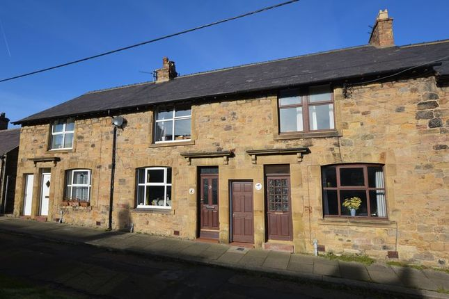 Thumbnail Terraced house for sale in West Street, Belford