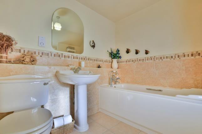 Bathroom of Honey Suckle Cottage, Smalldale, Buxton SK17
