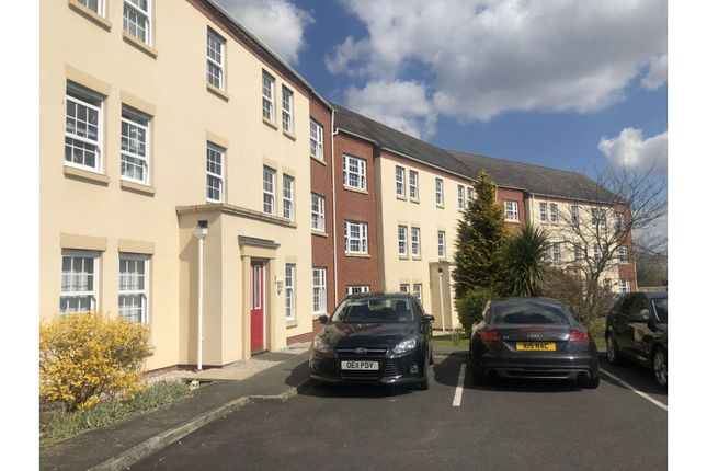Thumbnail Flat for sale in Tyldesley Way, Kingsley Village, Nantwich