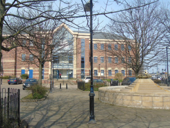 Thumbnail Office to let in Wesley Square, Hartlepool