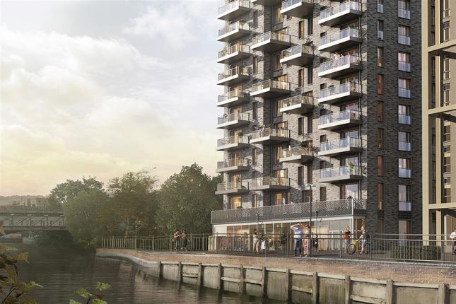 """2 bed flat for sale in """"Causeway House - Plot 83"""" at Osiers Square, Osiers Road, Point Pleasant, Wandsworth SW18"""