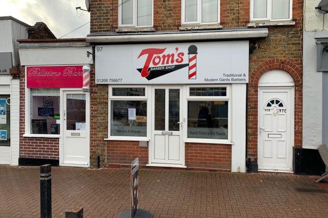 Thumbnail Retail premises to let in Shop, 97, High Road, Benfleet