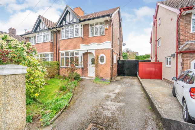 3 bed semi-detached house for sale in Tudorville Road, Bebington, Wirral CH63