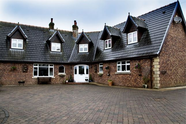 Thumbnail Detached house for sale in -, Kirkpatrick Fleming, Lockerbie, Dumfries And Galloway