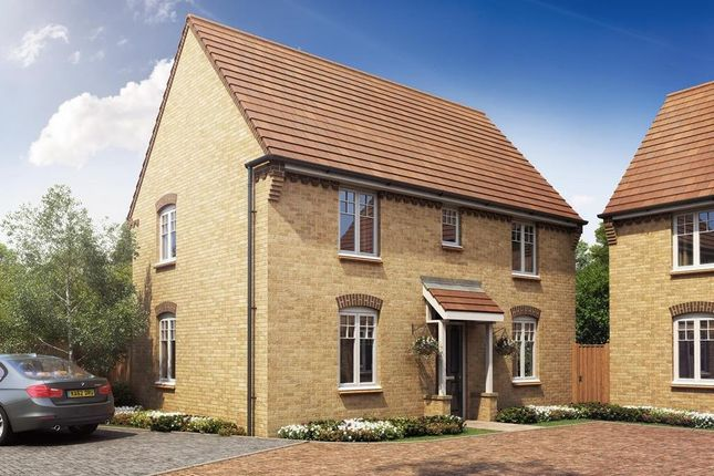 """Thumbnail Semi-detached house for sale in """"Hadley"""" at Southern Cross, Wixams, Bedford"""