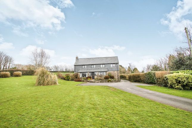 Thumbnail Detached house for sale in Woodlands, Ivybridge