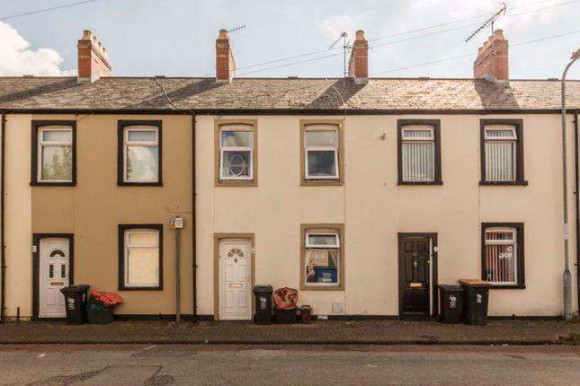 Thumbnail Terraced house for sale in Jenkins Street, Newport