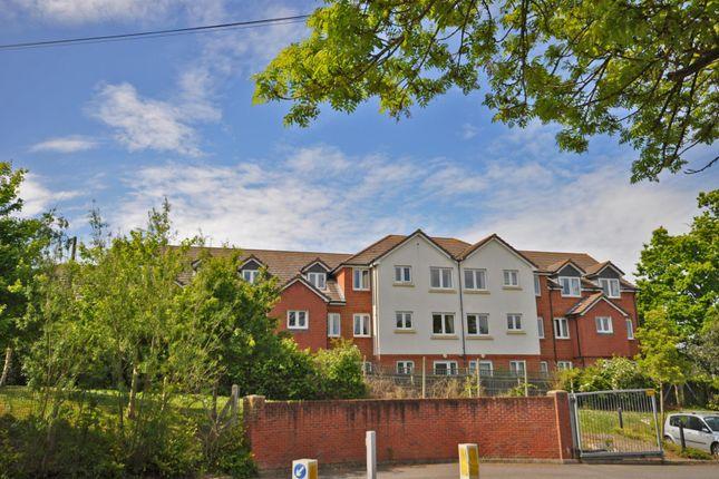 Thumbnail Flat for sale in Garrett Court, Vicarage Lane, Hailsham