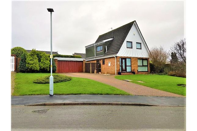Thumbnail Detached house for sale in The Round Meade, Maghull