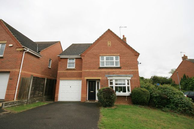 Thumbnail Detached house to rent in Spartan Close, Wootton, Northampton