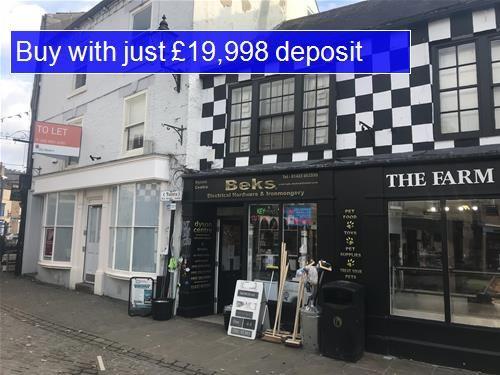 Thumbnail Retail premises for sale in Market Place, Knaresborough