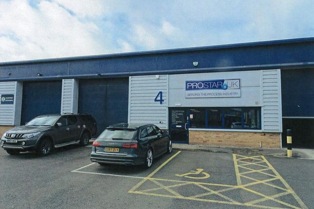 Thumbnail Light industrial to let in Weighbridge Road, Shirebrook, Mansfield