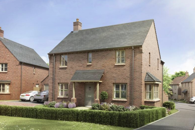 Thumbnail Detached house for sale in The Oakwell, Leicester Lane, Great Bowden