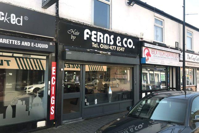 Thumbnail Retail premises for sale in The Precinct, Castle Street, Edgeley, Stockport