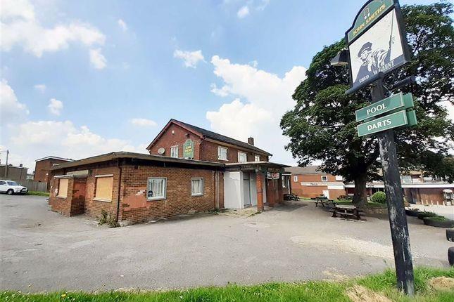 Thumbnail Pub/bar for sale in Blackstock Road, Hemsworth, Sheffield