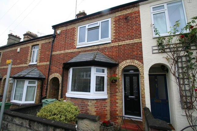 Thumbnail Terraced house to rent in Crescent Road, Cowley, Oxford