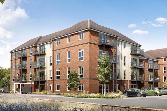 """Thumbnail Flat for sale in """"Belfry House"""" at Hanworth Lane, Chertsey"""