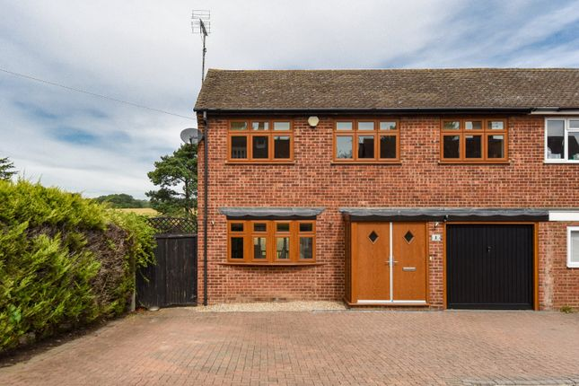 Thumbnail Semi-detached house for sale in Vine Grove, Gilston, Hertfordshire