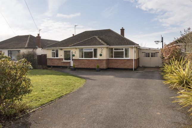 Thumbnail Detached bungalow for sale in Red Lane, Burton Green, Kenilworth