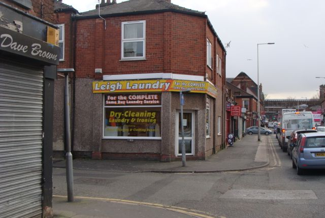 Thumbnail Retail premises for sale in Leigh Road, Lancashire