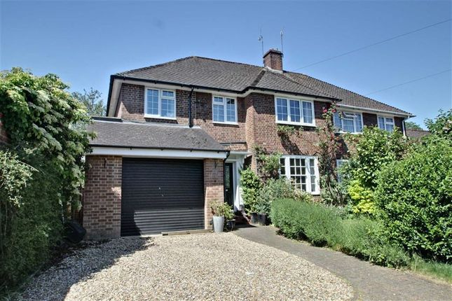 4 bed semi-detached house for sale in Beechfield Road, Boxmoor, Hertfordshire