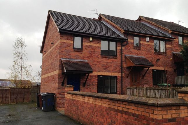 Thumbnail End terrace house to rent in Kent Road, Pudsey, Leeds