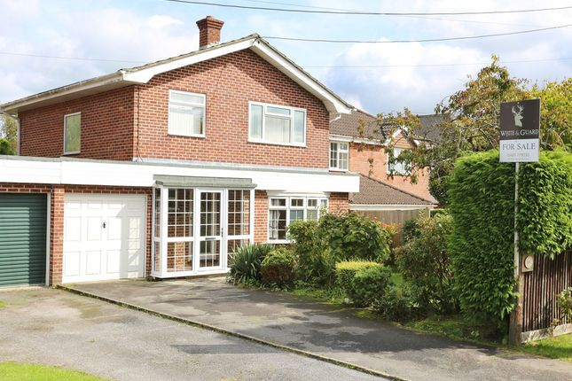 Thumbnail Detached house for sale in Winchester Street, Botley, Hampshire