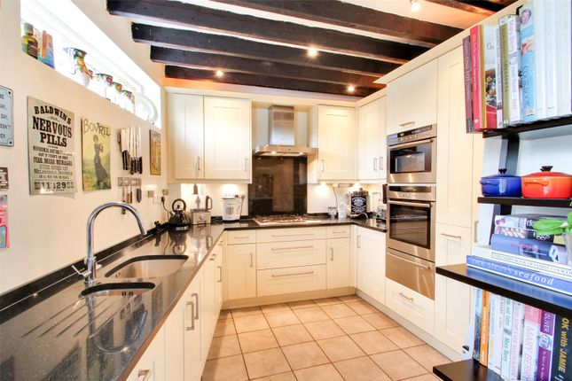 Kitchen of The Street, Plaxtol, Sevenoaks, Kent TN15