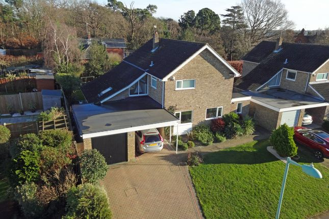 5 bed detached house for sale in Bury Hill, Melton, Woodbridge IP12