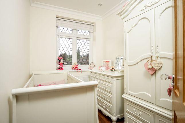 Bedroom Three of Langford Crescent, Cockfosters, Barnet EN4
