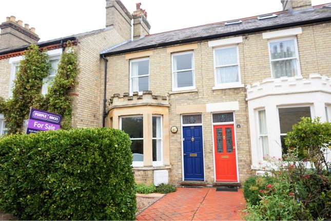 Thumbnail Terraced house for sale in Halifax Road, Cambridge