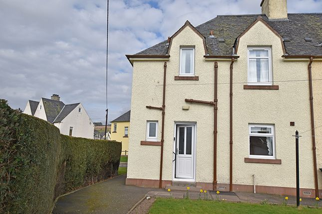 Rear Of Property of Parkside Road, Alyth PH11