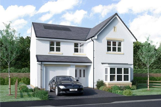 "Thumbnail Detached house for sale in ""Mackie"" at Blantyre Mill Road, Bothwell, Glasgow"