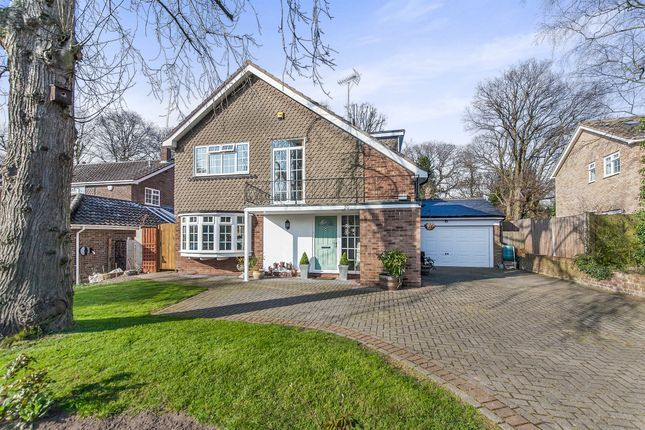Thumbnail Detached house for sale in The Glade, Colchester